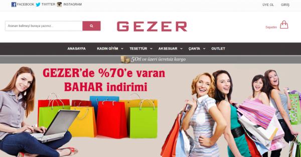 Gezer Giyim