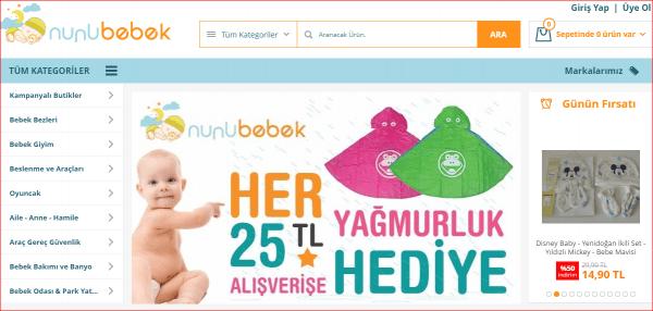 Nünü Bebek