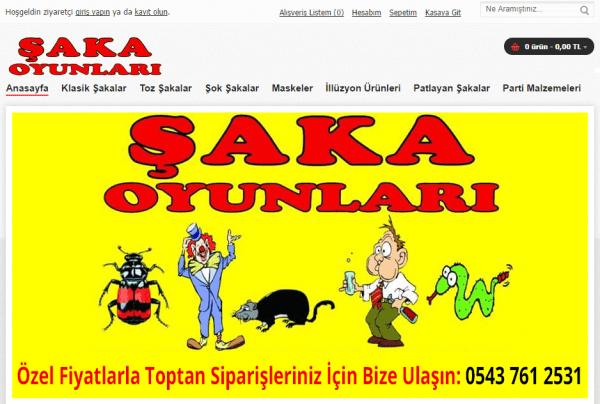 Saray Şaka