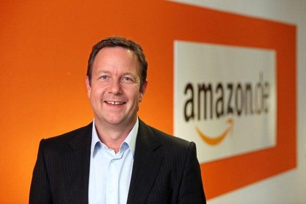 Amazon.de Ülke Müdürü Ralf Kleber